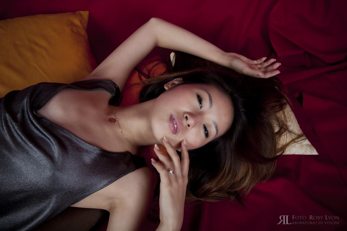 Ritratto di ragazza tibetana
